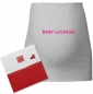 "Preview: Umstandsmode, Bauchband in 4 Farben ""Baby-Lounge!"", inklusive Geschenkverpackung"