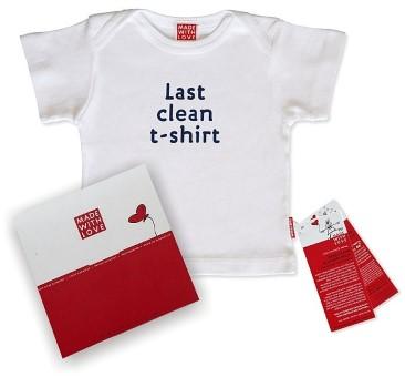 4b8cc257edc603 Babykleidung online kaufen  Baby-T-Shirt mit lustigen Sprüchen!